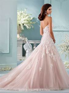 wedding themes archives weddings romantique With rose pink wedding dress