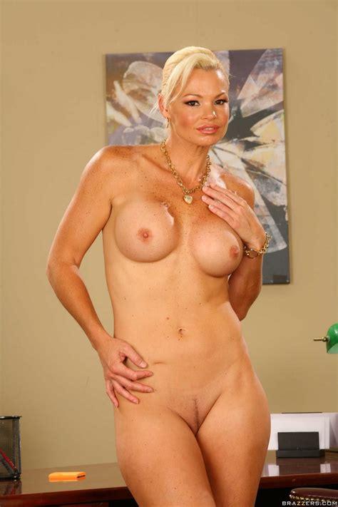 Rhylee Richards Stripping In The Office My Pornstar Book