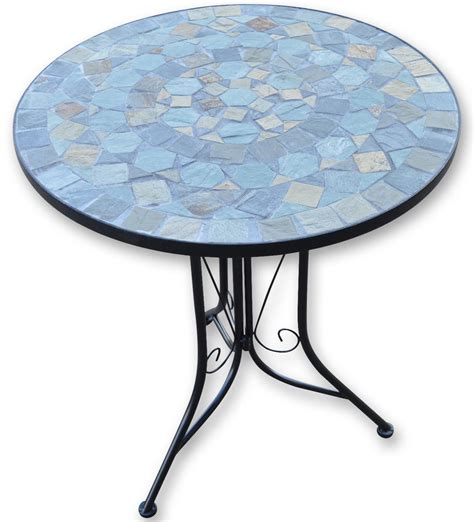 woodside mosaic table and chair set furniture outdoor