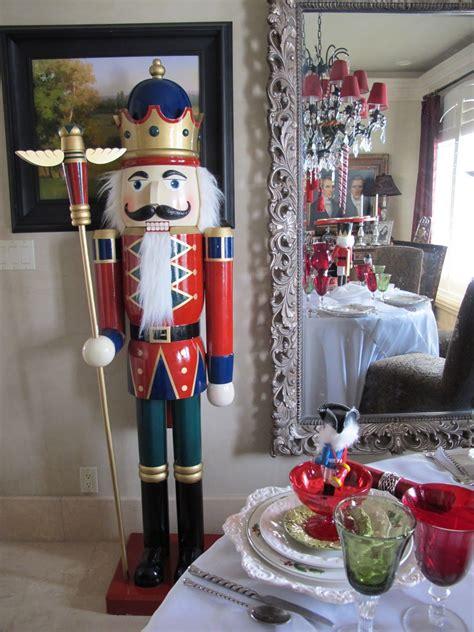 decorative nutcrackers for christmas 6 ft nutcracker decorations