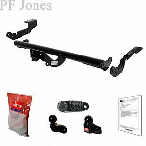 Witter Towbar For Citroen C4 Grand Picasso 2007-2013