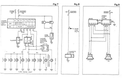 toyota corolla electrical wiring diagram