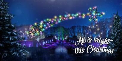 Christmas Alnwick Garden Experience