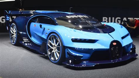 9 the bugatti type 57sc atlantic is the most expensive car in the world this car was built back in 1936 and it was personally designed by ettore's son named jean bugatti. Bugatti Vision Gran Turismo