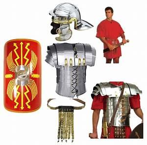 Customized Roman Soldier Costume - Full Armor Set - AV427