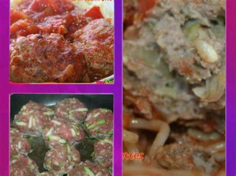 cuisiner des boulettes de viande boulettes de viande aux courgettes 640x480 jpg