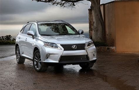 lexus crossover 2013 new 2013 lexus rx 350 crossover priced at 39 310