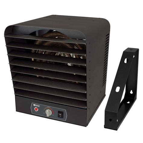 Garage Unit Heater by Fahrenheat 5 000 Watt Unit Heater Fuh54 The Home Depot