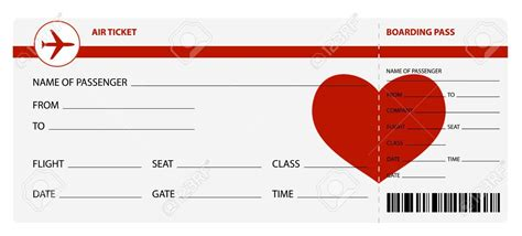 airline ticket template plane ticket template carisoprodolpharm