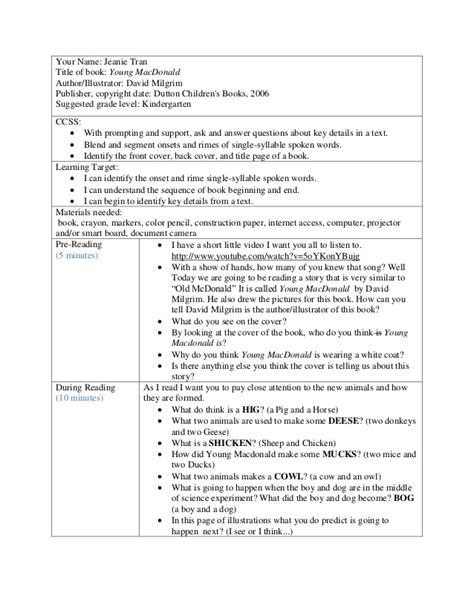 Direct Interactive Lesson Plan Template by Interactive Lesson Plan Template Direct Lesson