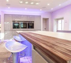 ATLANTIS KITCHENS PROJECT   Long Marton   Handleless Gloss