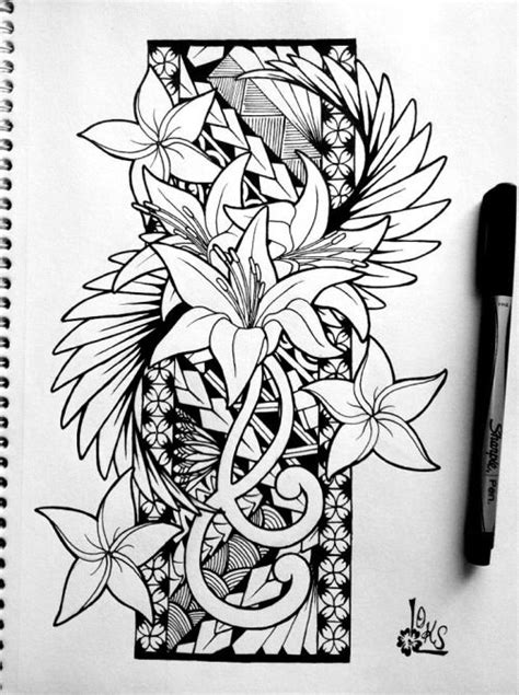 Pin by Lyssi Lovelie on Hydroflask | Hawaiian tattoo, Samoan tattoo, Hawaiian tribal tattoos