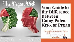 Your Guide To The Difference Between Going Paleo  Keto  Or
