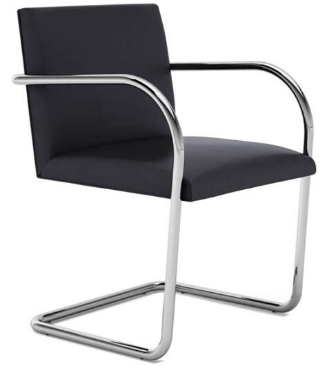 fauteuil bureau knoll brno chair tubular petit fauteuil knoll milia shop