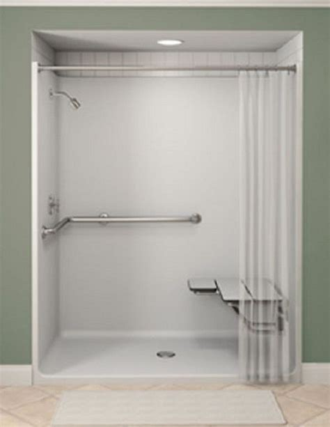 Tub And Shower Units - 10 best rebath walk in showers images on