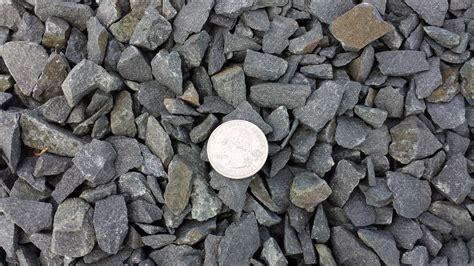 3 4 trap rock erickson s landscape supply