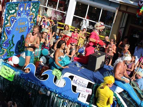 Provincetown Carnival Parade 2019