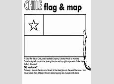 Chile Coloring Page crayolacom