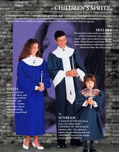 Children's Choir Gowns - Abbott Hall