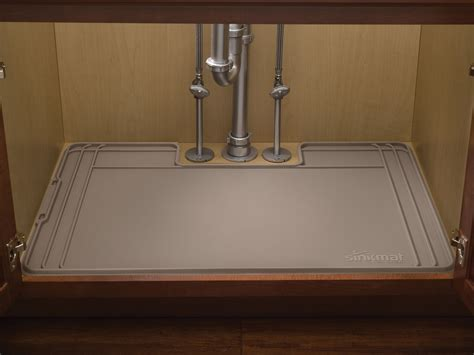 kitchen cabinet water protection don t let a leaky sink lead to other costly water damage