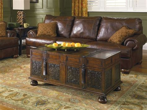 Leather Coffee Table With Storage by 10 Best Modern Living Room Hacks Using Storage Coffee