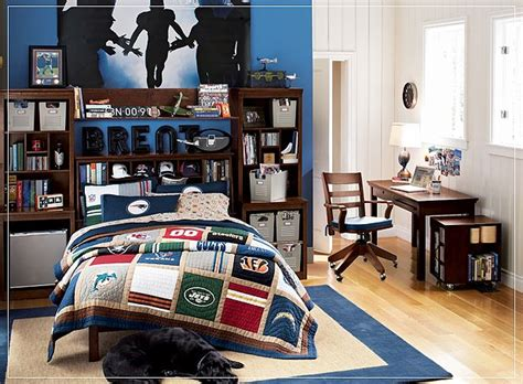 Promote Teen Room Ideas 2  Boys' Rooms