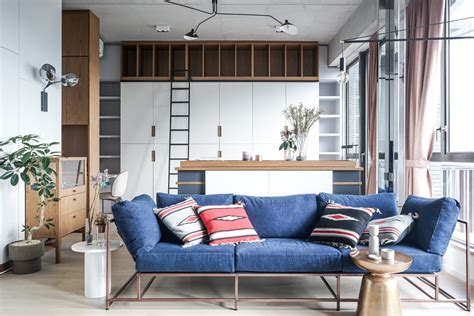 Sofas For Studio Apartments by 3 Small Studio Apartments That Exude Luxurious Space