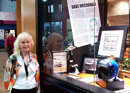 dave macdonald inducted  natl corvette museum hall