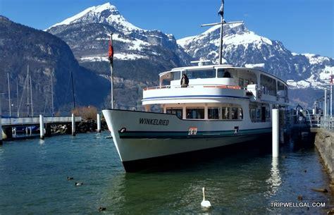 Boat Trips Lucerne Switzerland by Swiss Boat Trip Cruising Lake Lucerne Trip Wellness