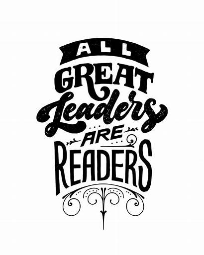 Leaders Readers Quote Premium Quotes Card Freepik