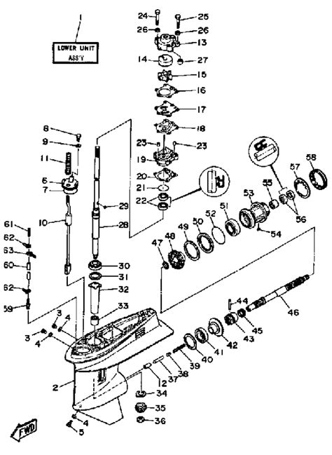 40 Hp Evinrude Wiring Diagram by 62 Evinrude Lark Iv 40 Hp Wiring Diagram