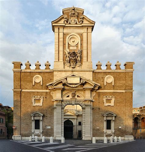 Piazzale Porta Pia by Sant Agnese Fuori Le Mura Catacombs Santa Costanza And The