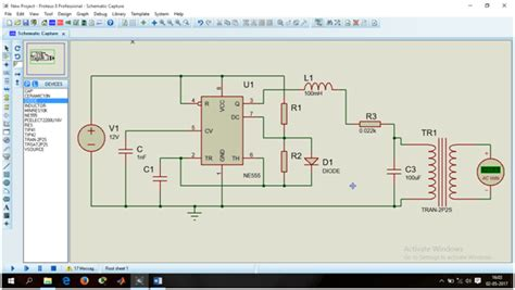 sine wave inverter circuit using 555 timer elex focus