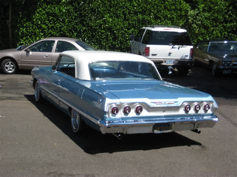 1963 Chevrolet Impala And Impala Ss Intreior, Specs, Review
