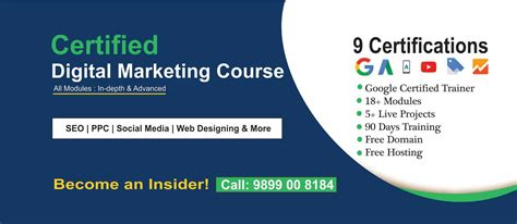 Digital Marketing Course by Digital Marketing Course Noida With Placement 1 Institute