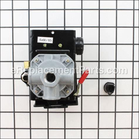 lefoo pressure switch cw218200av for cbell hausfeld power tools ereplacement parts