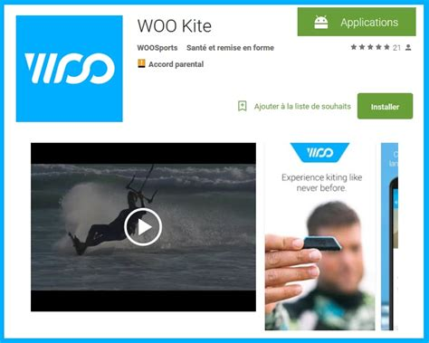 application woo pour android le blog chinook leucate
