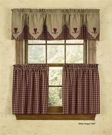 cortina estilo country ideal para la cocina cortinas dise 241 os curtains desing