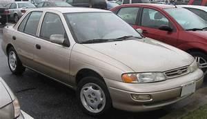 1998 Kia Sephia Ls
