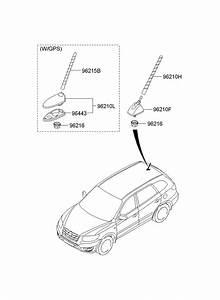 962002b000 - Hyundai Pole