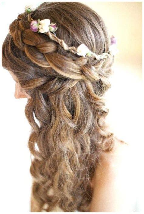 maid of honor hair wedding inspiration pinterest