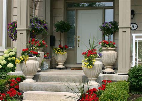 freshen   front porch garden club