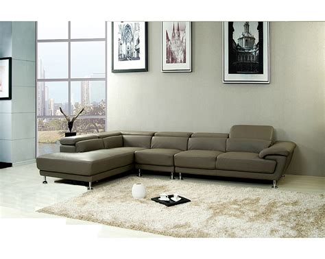 3 Pc Sectional Sofa Set Mf-6823