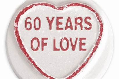 Hearts Through 60 Heart Decades Pictured Business