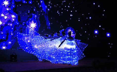 Amazon.com: Dance Fairy Belly Dance LED Angel Isis Wings