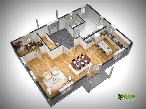 Diseño De Planta 3d  Domestika