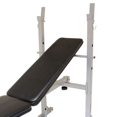 Folding Weight Bench Home Gym Exercise Liftlifting Chest