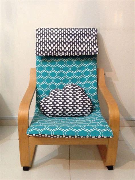 housse pour poang enfants le fameux fauteuil ikea et coussin cumulus id 233 es couture