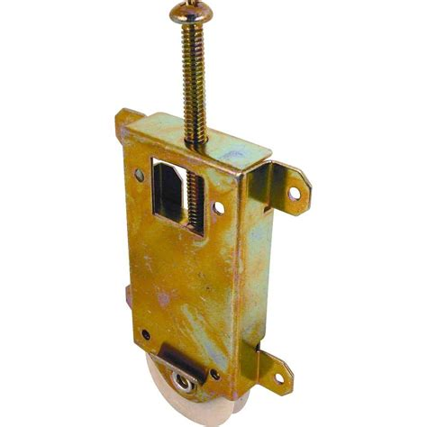 prime     sliding mirror door roller assembly