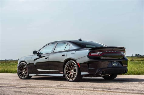 2016 Hellcat Charger Horsepower by 2015 2017 Dodge Charger Hellcat Hpe1000 Supercharged